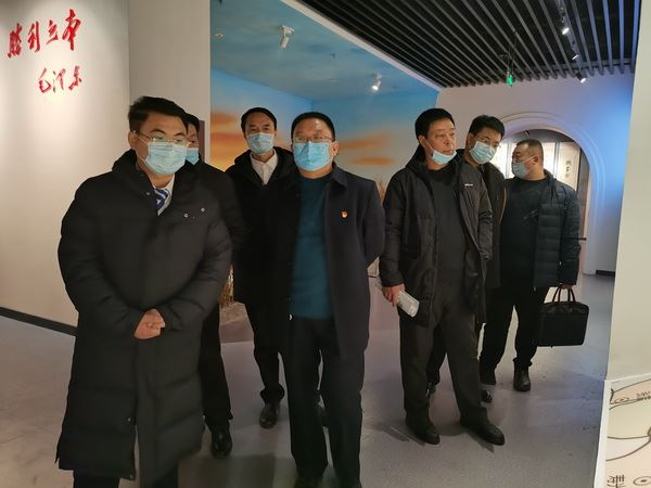 地月科技集团与山东(寿光)农村干部学院举行合作签约仪式